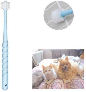 VturboWay 360-Degree Pet Toothbrush