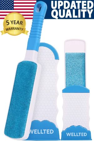 WELLTED Pet Hair Remover Brush