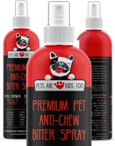Anti Chew Dog Training Spray