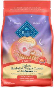 Blue Buffalo Indoor Hairball & Weight Control
