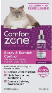 Comfort Zone Spray & Scratch Control