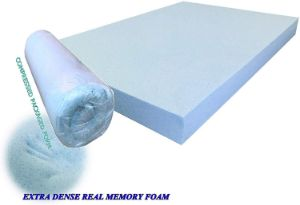eConsumersUSA Cooling Gel Infused High Density Solid Memory Foam Pad