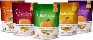 Fruitables All Natural Dog Treats