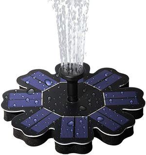 lailme Solar Fountain