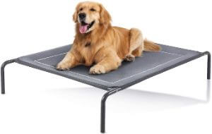 Love's Cabin Outdoor Elevated Dog Bed