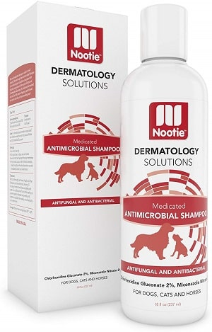 Medicated Shampoo: Antifungal, Antibacterial Pet Shampoo