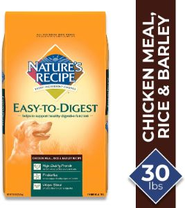 Nature's Recipe Chicken Meal, Rice & Barley