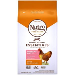 Nutro Wholesome Essentials Indoor and Sensitive Digestion