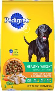 Pedigree Healthy Weight Adult Dry Dog Food