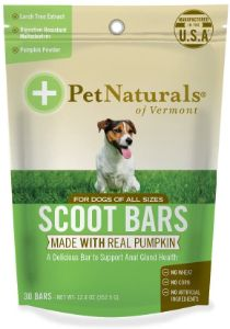 Pet Naturals of Vermont - Scoot Bars