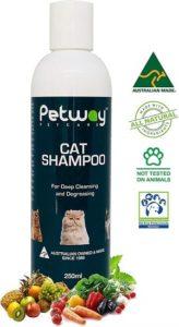 Petway Petcare Natural Dandruff Shampoo