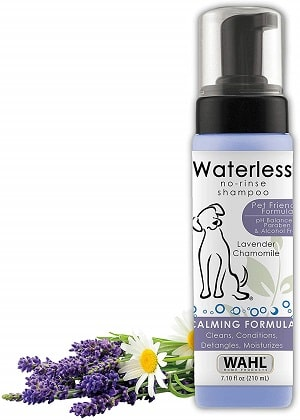 Wahl Pet Friendly Waterless No Rinse Shampoo