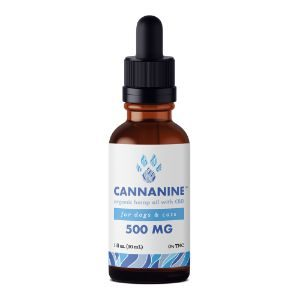 Cannanine™ Organic Full Spectrum CBD Oil