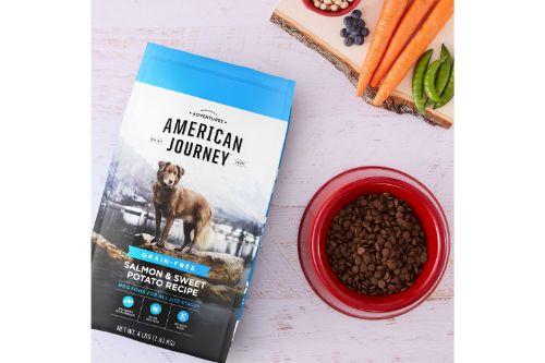 American Journey Salmon & Sweet Potato Recipe Grain-Free Dry Dog Food