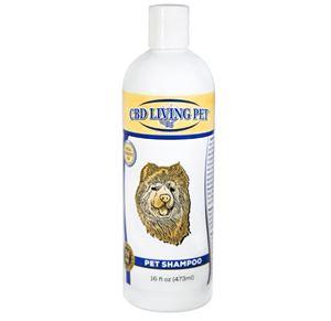 CBD Living Pet Shampoo