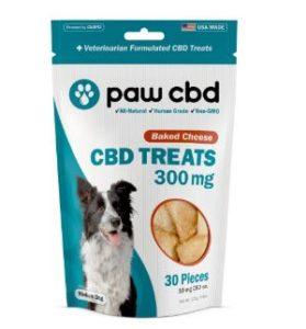 cbdMD paw cbd treats