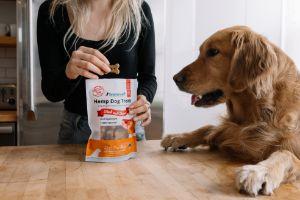 Innovet Hemp Dog Treats