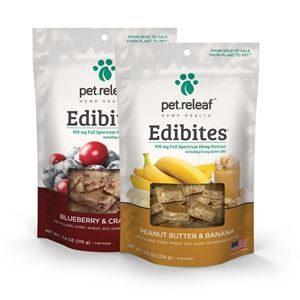 Elixinol Pet Releaf Crunchy Edibites