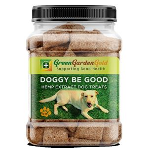 Green Garden Gold Doggy Be Good CBD Oil Treats