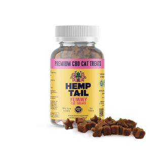 Hemp Tail Nano CBD Cat Treats