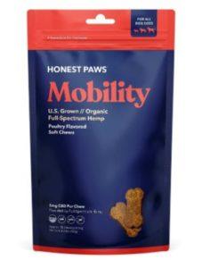 Honest Paws Mobility Soft Chews