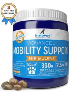 Innovet ADVANCED MOBILITY SUPPORT CHEWS FOR DOGS