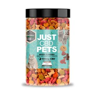 JustPets CBD Cat Treats