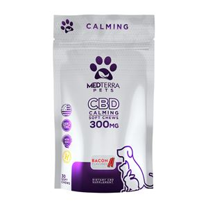 MedTerra CBD Calming Dog Treats