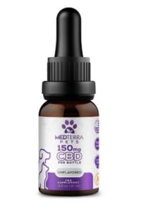 Medterra CBD TINCTURE PETS UNFLAVORED