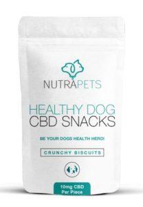 CBD ESSENCE Nutrapets Healthy Dog CBD Snacks