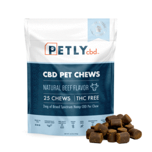 Petly CBD Pet Treats