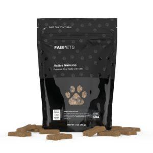 FABCB FABPETS CBD Active Immune Dog Treats