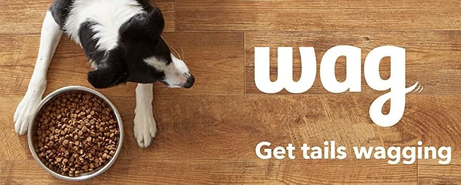 Wag Dog Food banner