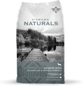 Diamond Naturals Dry Senior Dog Food
