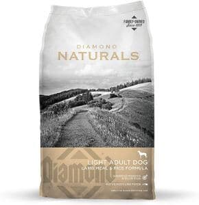 Diamond Naturals Light Dry Dog Food