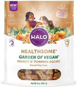 Halo Vegan Dog Treats