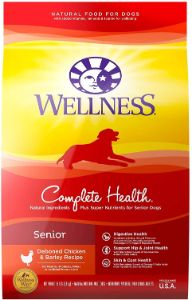Wellness Complete Health Senior Dog Food