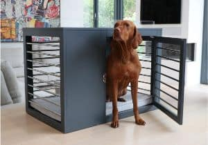 Muttropolis Moderno Dog Crate